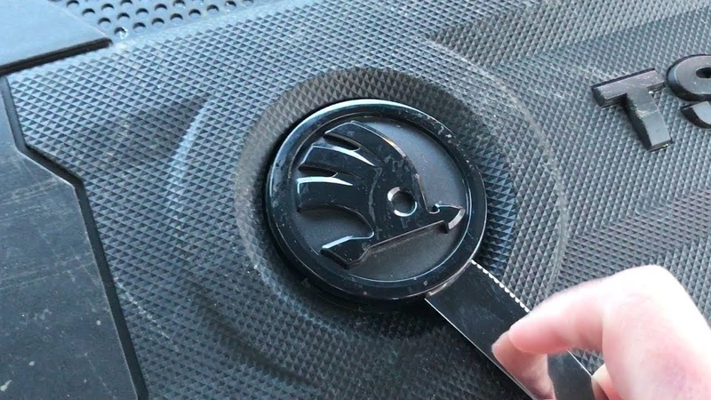 What is really hidden under Skoda badge on engine covers