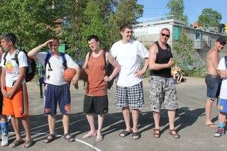 Звездный стритбол. 14.06.2014.