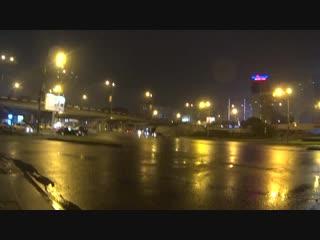 Дрифт по Владивостоку