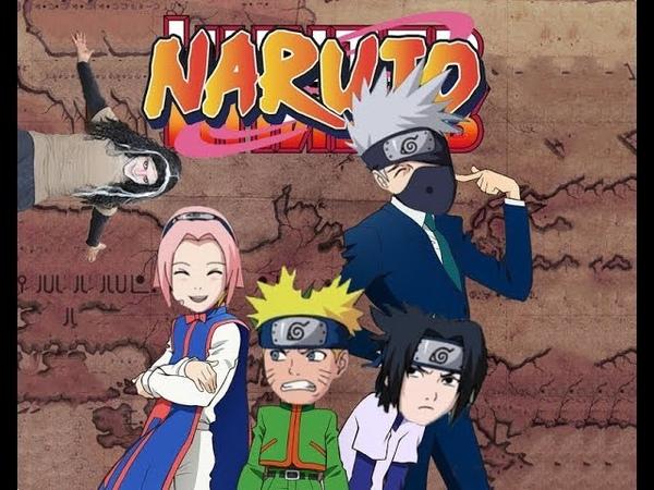 Аниме разбор: Наруто экзамен на чунина (Хантера) обзор\Anime review: Naruto Chunin Exam