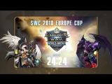 Summoners War Кубок Европы SWC 2018