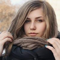 Анастасия Глущенко, 4 января 1994, Новосибирск, id195011529