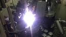Sunglory Danica 2 Stations Straight Edge Circular Welding Machine With Cylinder