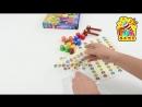 Настольная развлекательная игра 7022 (72) Полювання на кротів в коробке FUN GAME