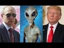 Это невиданно! Посредник между пришельцами и лидерами Земли
