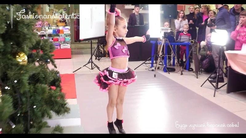 Артенян Стефания (творческий номер) Fashion Talent