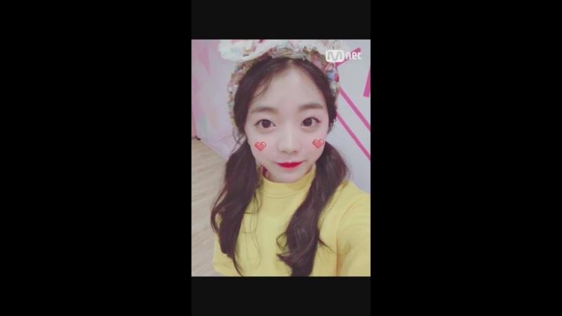 180518 Kang Damin @ Produce 48