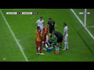 Galatasaray 4-1 Kasımpaşa 14.09.18 2.Yarı