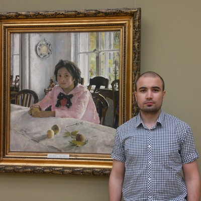Алихан-Хаджи Абреков, 16 августа , Санкт-Петербург, id16074697