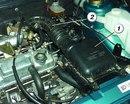 Схема проведения проверки и замены инжектора в автомобиле ВАЗ-2110.
