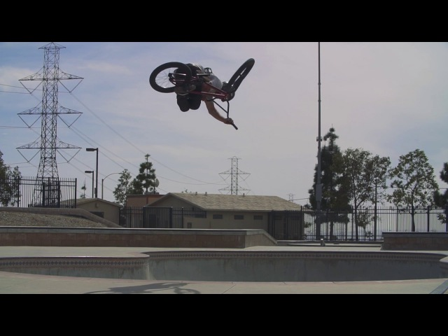 Flybikes Volcano Line Promo featuring Larry Edgar - BMX