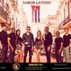 SABOR LATINO & кубинская вечеринка   16 марта