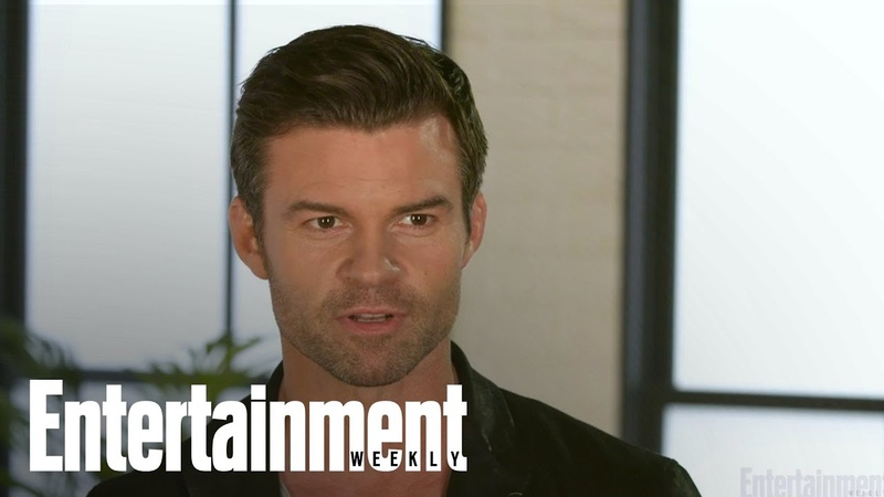 The Originals' Daniel Gillies Dishes On Playing Elijah Teases Series Finale | Entertainment Weekly