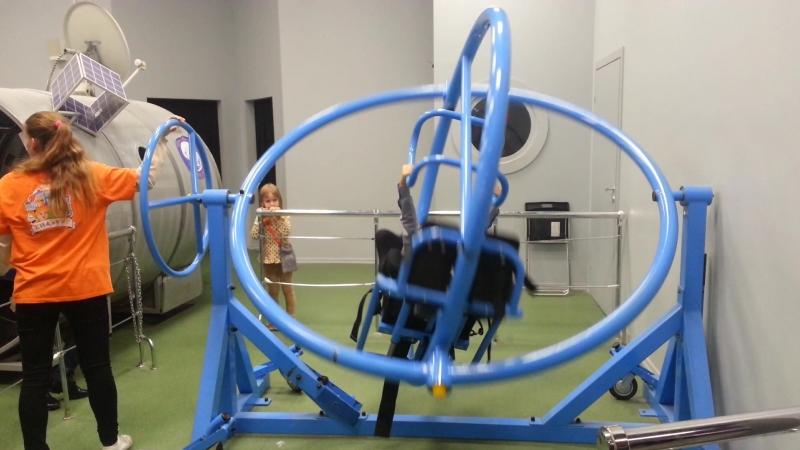На гироскопе в Кидбурге