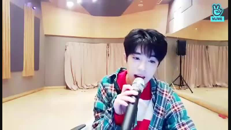 Kangmin - almost is never enough (ariana grande nathan sykes cover)