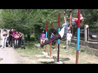 The first workout festival in Armenia (Street Workout Armenia)