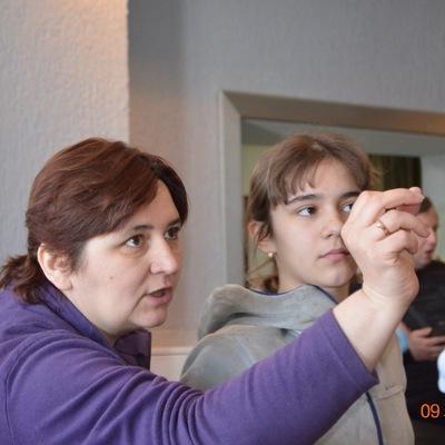 Ольга Кутукина