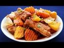 Món Ăn Ngon - SƯỜN KHO CAY KIỂU HÀN QUỐC thơm ngon lạ vị