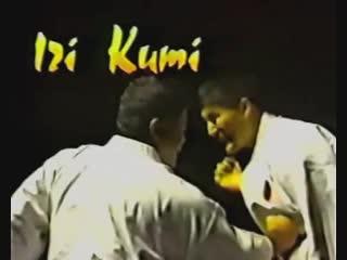 IOGKF/ Iri Kumi Training / Sensei Morio Higaonna, Sensei Tetsuji Nakamura