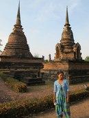Wat Sra Sri, Сукотаи