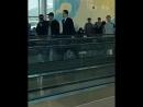 [2018.10.07] Kim Hyun Joong at Incheon Airport Heading to Japan - cr persian_henecia - キムヒ