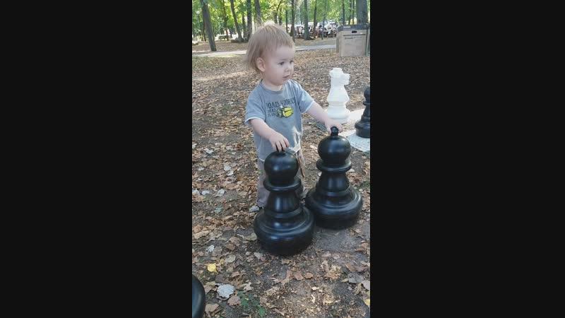 Игнатик- шахматист))