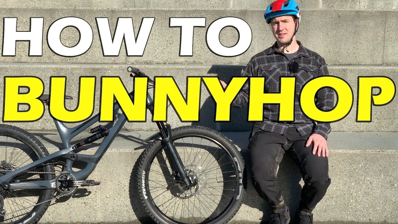 How I Learned to Bunnyhop a Mountain Bike in 5 Steps