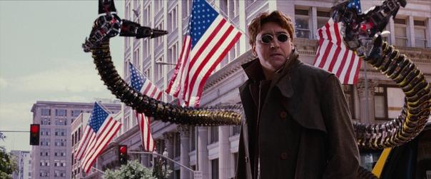 «Человек-паук 2» (2004)