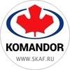 Шкафы-купе Командор - официальная страница