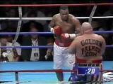 Larry Holmes vs Butterbean(last Round)