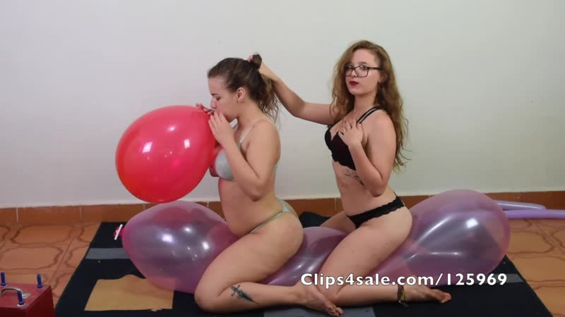 Alice And Mazee - Bad Bitch Slap Her Slave to B2P U16 is on clips4sale.com125969