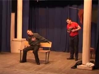 Опера о том, как поссорился Иван Иванович с Иваном Никифоровичем (продолжение)