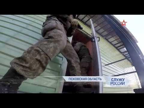 Новый конкурс «Полярная звезда» для АрМИ: кадры штурма здания отрядом спецназа