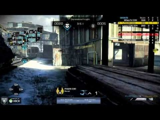Vexx Revenge vs Rise Nation - Game 4 - WB Round 1 - CoD Championships 2014