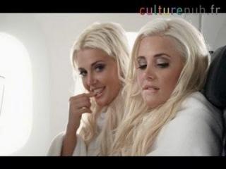 Zoophilia: cuddlie Love between twin sheeps & hot blondes