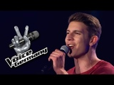 James Arthur - Can I Be Him Felix Harer Cover The Voice of Germany 2017 Blind Audition
