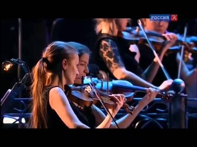 Любимые песни. Василий Герелло, Фабио Мастранджело и Русская филармония в Кремлевском дворце