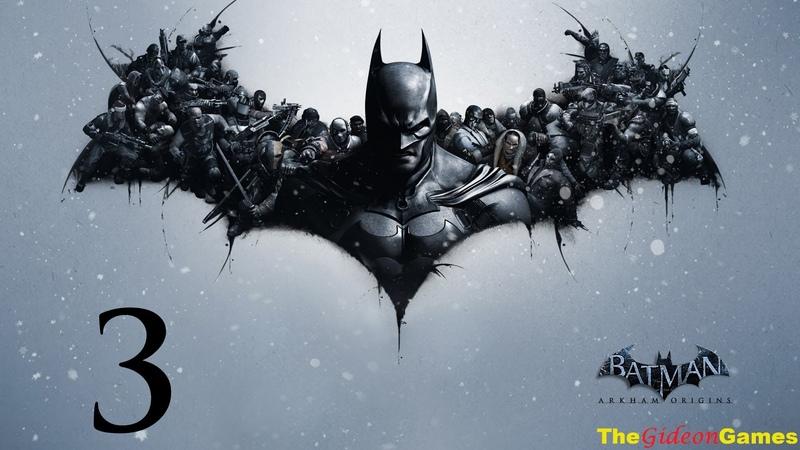 Прохождение Batman: Arkham Origins [Бэтмен: Летопись Аркхема] HD - Часть 3 (Трейси)