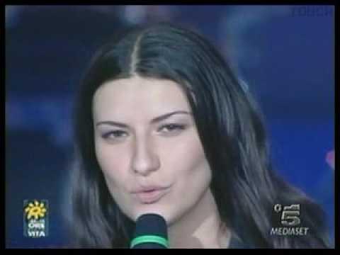 Laura Pausini Tra Te E Il Mare @ Vota La Voce 2000