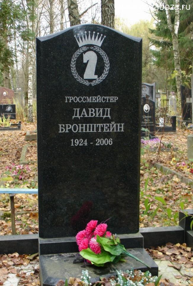 Давид БРОНШТЕЙН, изображение №11