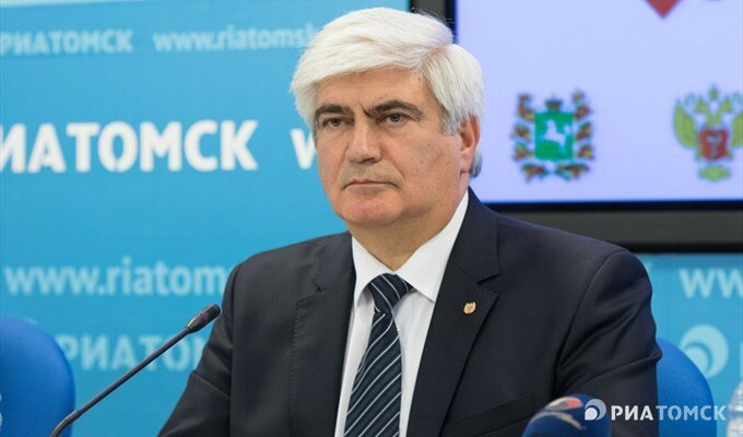 Замы губернатора Томской области Сонькин и Акатаев ушли в отставку