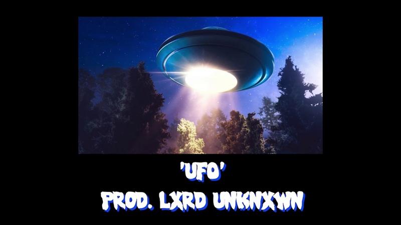 Oogiemane x Forza x Matt Ox x Warhol SS SPACEY Type Beat 'UFO' prod LXRD UNKNXWN