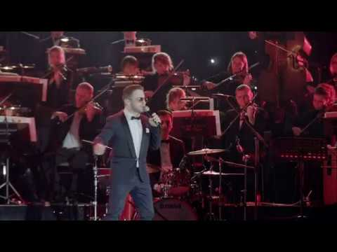 Brandon Stone Брендон Стоун Feeling good Live with orchestra