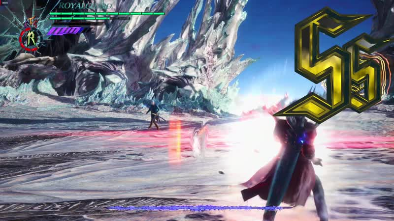 Devil May Cry 5 — Vergil fight update 2