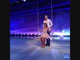 Романтический танец на льду