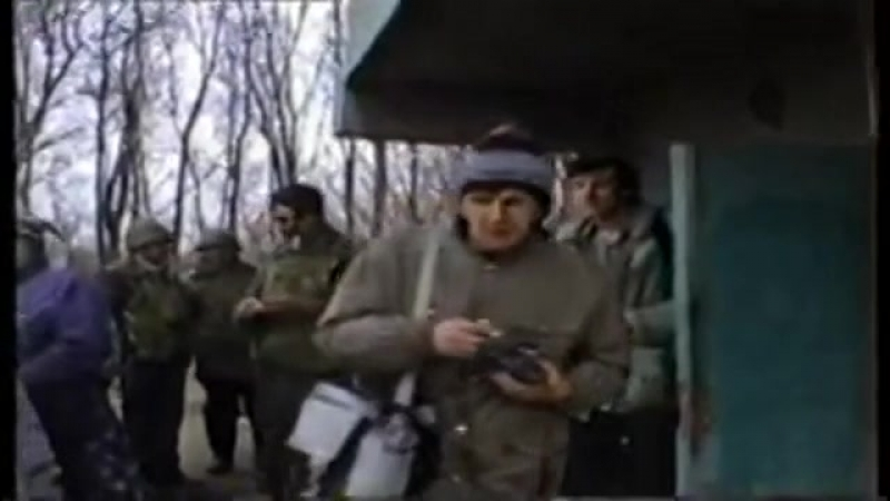 La porţile Tighinei, 1992. Arhiva cineastului Victor Bucătaru.