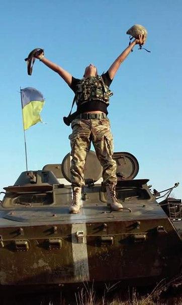 За минувшие сутки террористы 64 раза обстреляли позиции сил АТО, - штаб - Цензор.НЕТ 2363