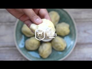 Греческий соус к мантам от Baron Food