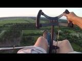 Quicksilver MX flying in Texas