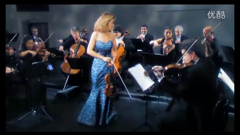 ANNE SOPHIE-MUTTER - Mozart Violin Concerto 5 ~ Camerata Salzburg
